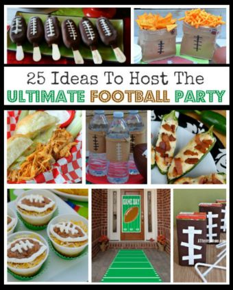 Image result for super bowl party ideas a thrifty mom