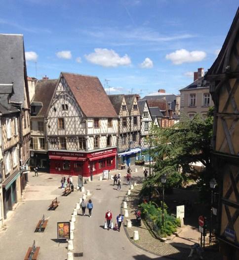 Place Gordaine Bourges