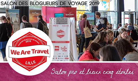 Salon des blogueurs de voyages Lille #2