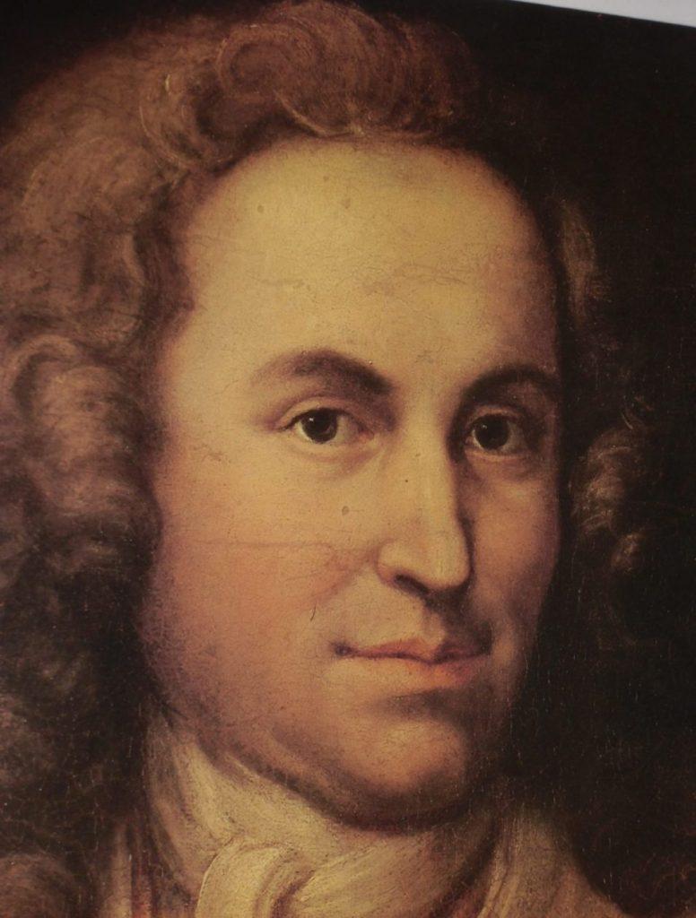 Portrait de Jean Sebastien BACH