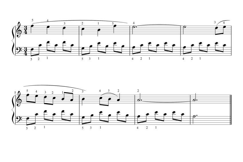 Cours de piano en ligne, Nefeli