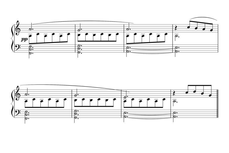 Cours de piano en ligne, Nefeli (9)