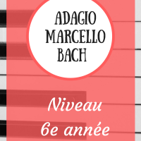 Adagio en ré mineur, Marcello & Bach, BWV 974