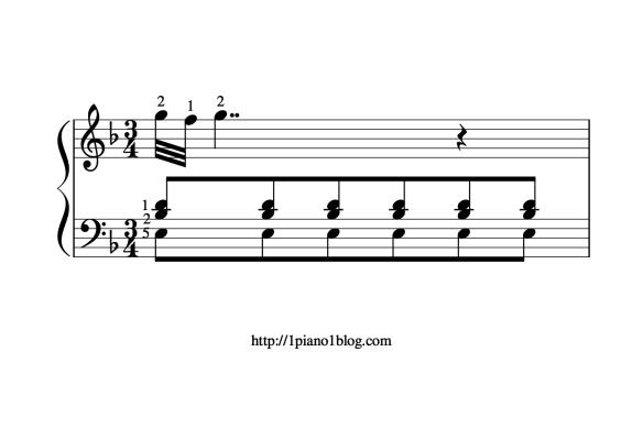 Toute l'ornementation en détail de l'adagio BWV de Bach Marcello.