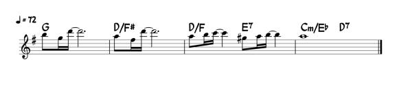 L'introduction au piano de la musique du film La Boum, Reality.