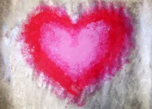 Pinky Heart
