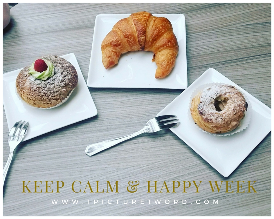 Keep Calm and Happy Week