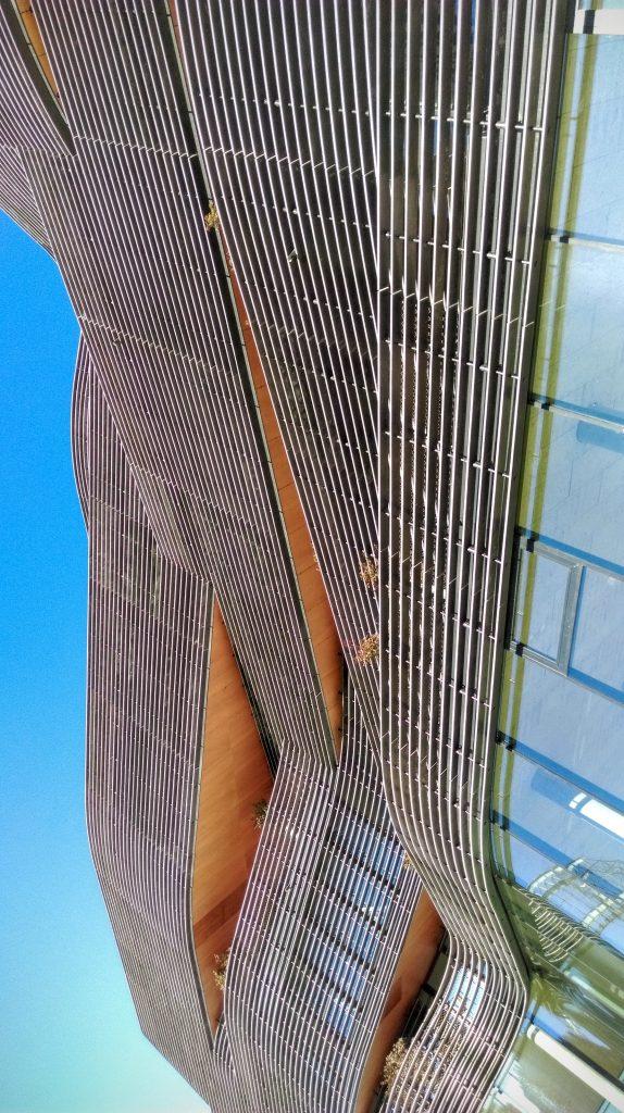 Architecture wave