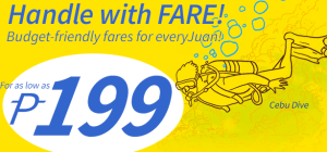 Cebu Pacific Promo Fare Tickets 2014 for March, April, May, June