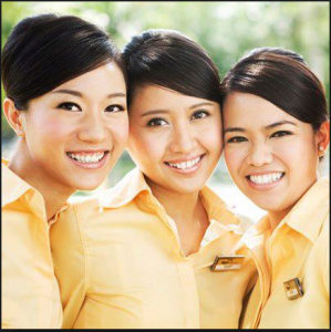 Female Cabin Crew Job Hiring by Tiger Air