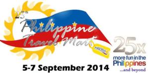 The 25th Philippines Travel Mart at the SMX Convention Center 2014