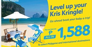 Cebu Pacific Promo 2016: Low Fare for January, February and March