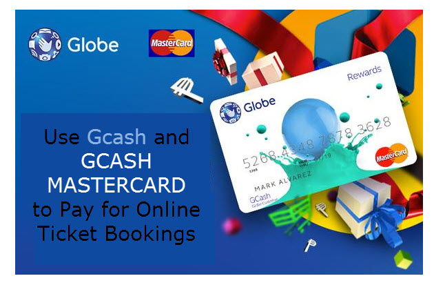 apply for gcash and gcash mastercard use this to pay for
