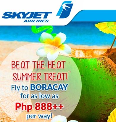 Skyjet Promo Fare to Batanes