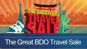 The Great BDO Travel Sale 2016: Dates, Venue, Participants