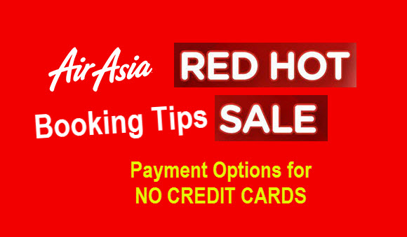 Air Asia Red Hot Sale 2016 Booking