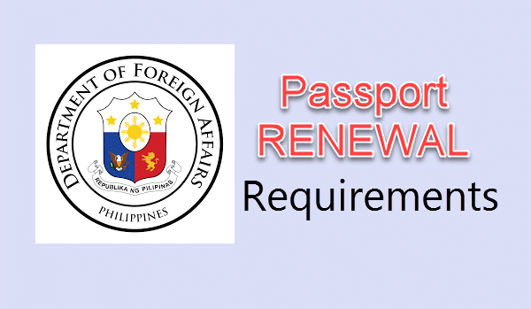 Passport Renewal DFA
