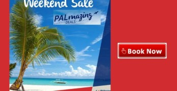 PAL WEEKEND SALE 2016 to 2017 Round Trip Fares