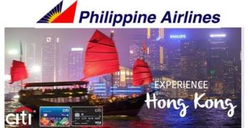 Philippine Airlines 50% OFF Promo Fare for International Tickets.
