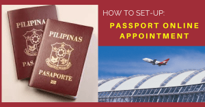 how to make online appointment passport