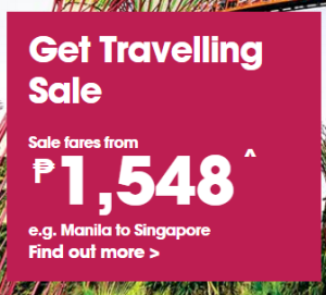 JETSTAR Singapore Promo at 1,548 Pesos, ALL IN!!