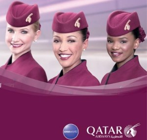 More Female Cabin Crew Members Hiring by QATAR AIRWAYS