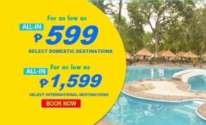 Cebu Pacific Promo: September, October, November, December 2017 Fare