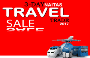 NAITAS Travel and Trade SALE 2017 at SMX Mall of Asia