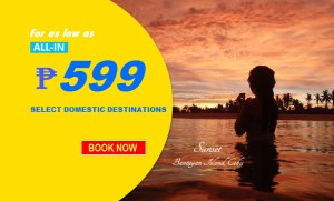 Cebu Pacific Promo Fare 2017: August, September, October