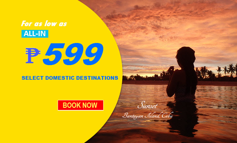Cebu Pacific Promo August September October November 2017