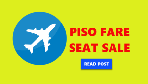 Piso Fare Promo 2017 to 2018