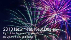 Air Asia New Year Deals 2018