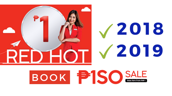 red hot piso seat sale promo