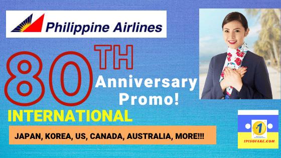 80th Anniversary PAL INTERNATIONAL