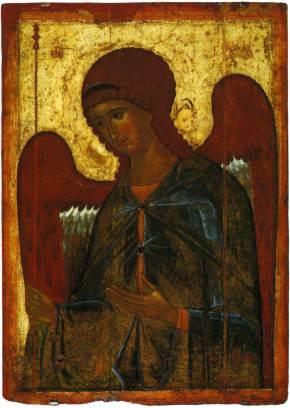 Byzantine Icon Archangel