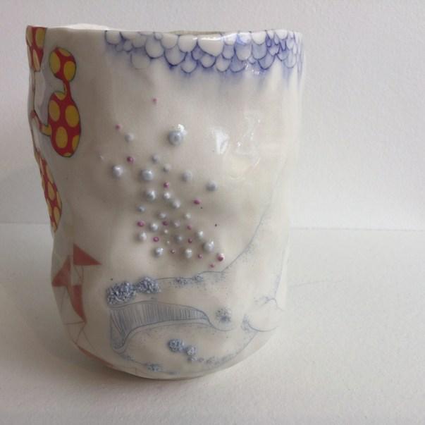 Sarah Magar Whale Cup