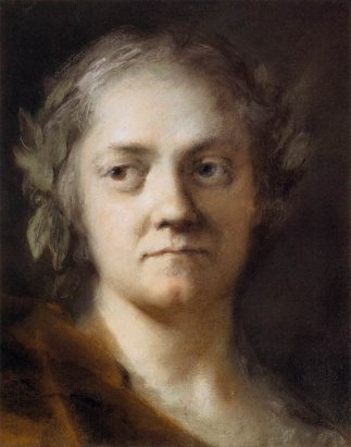 Rosalba Carriera, Self Portrait