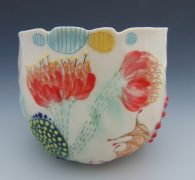 Porcelain Cup by Sarah Magar