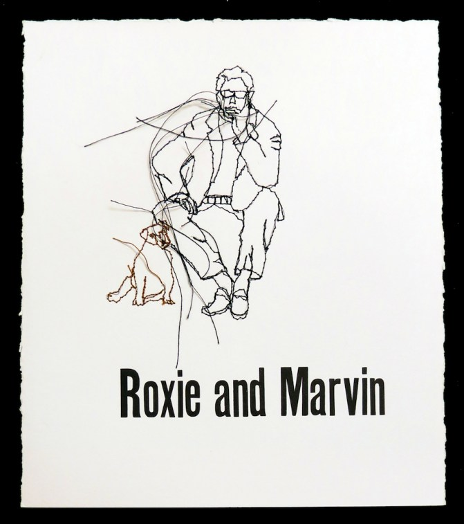Roxie & Marvin by Kate Fisher