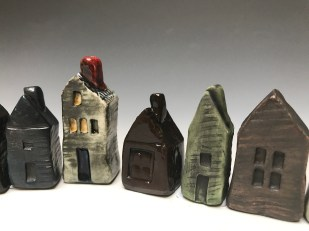 Maureen Cole, Tiny Village Houses