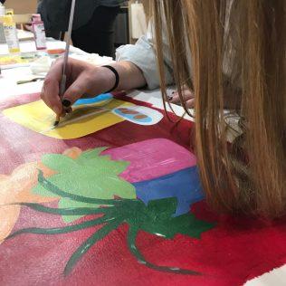 Ema painting still life