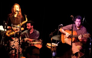 Maracujá plays the Royal Room in Columbia City, Seattle, December 5, 2014