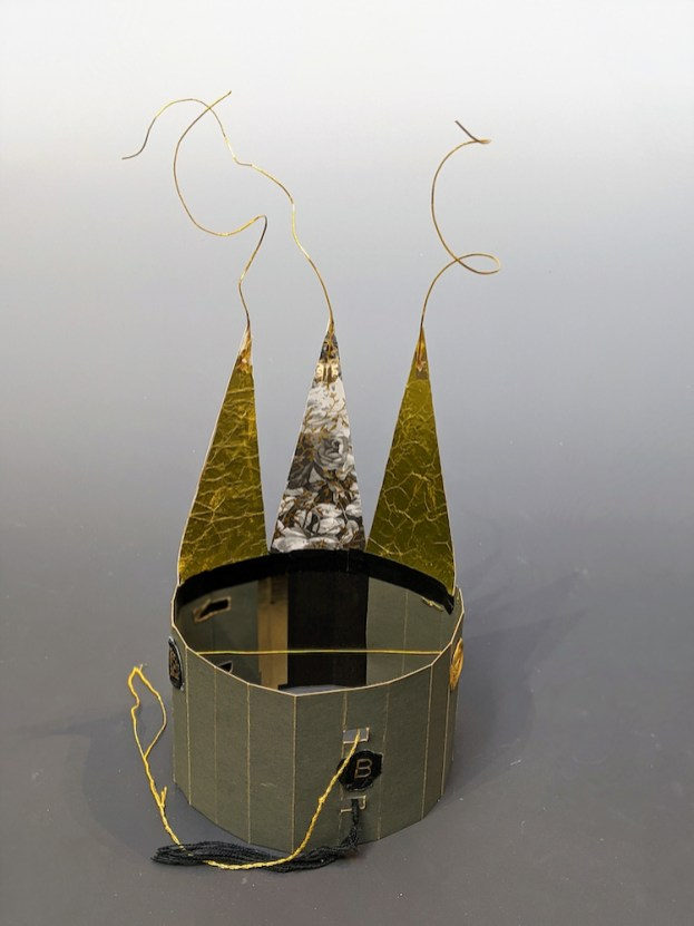 Coronatus Nigrum (Black Crown)