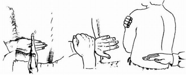 Методика проведения симптома Пастернацкого