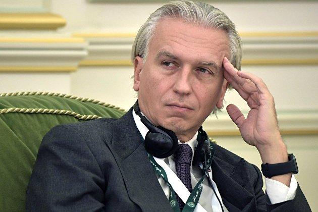 """Генеральный директор ПАО """"Газпром нефть"""" Александр Дюков"""