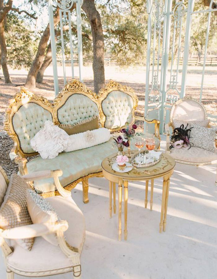 A Lounge Area At Your Wedding