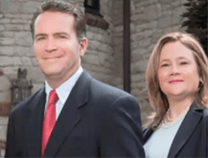 Michigan cerebral palsy attorneys Jesse Reiter & Rebecca Walsh
