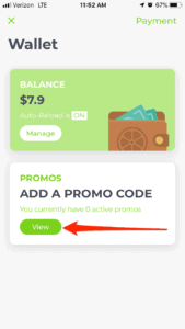 How To Add A Lime Promo Code