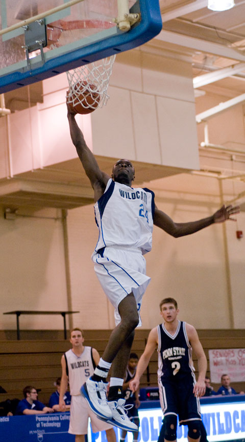 Two Penn College Men's Basketball Players Earn PSUAC ...