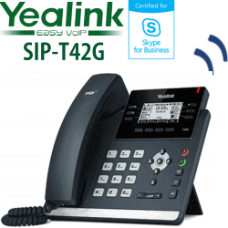 Yealink-Skype-For-Business-T42G-Dubai